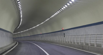 LED Tunnelbeleuchtung